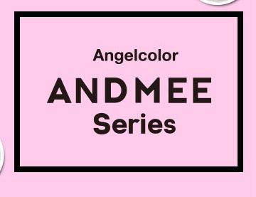 エンジェルカラー ワンデー アンドミーシリーズ Angel Color 1day AND MEE Series