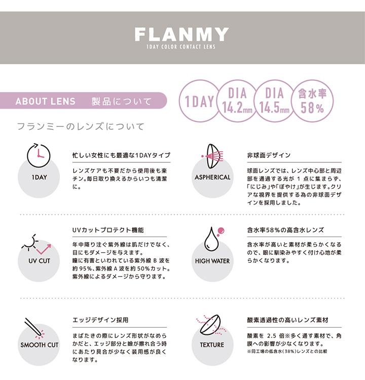 フランミー FLANMY 10枚入り 佐々木希さんイメージモデル