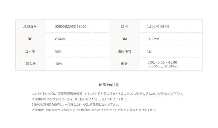 承認番号 22900BZX00118000