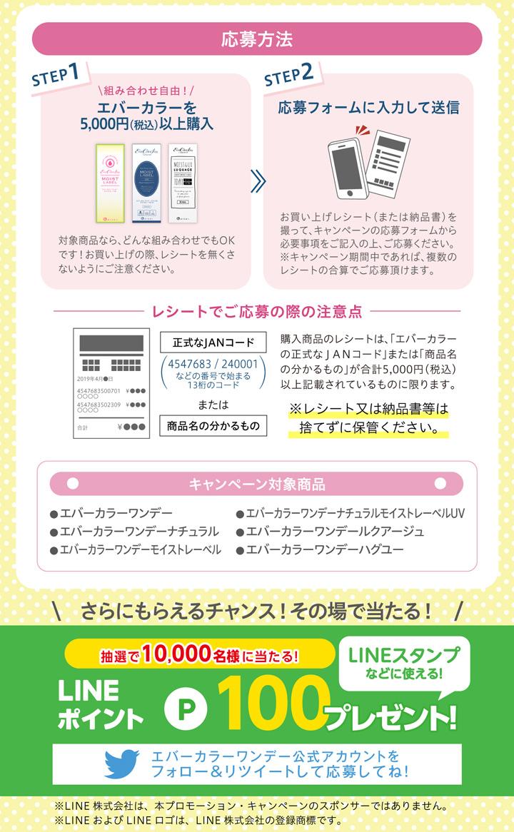 2000円キャッシュバック応募方法